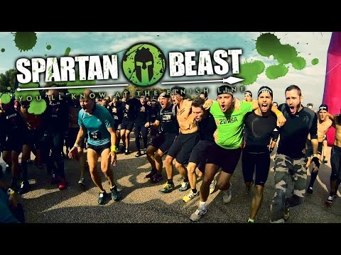 SPARTAN RACE BEAST - France - Aftermovie, All obstacles