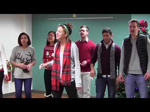 PalPITTations Holiday Concert at Falk Library 2017