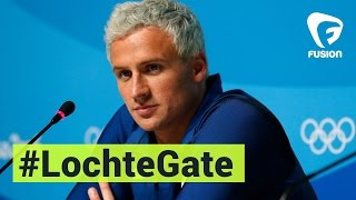 #LochteGate 2016: Did U.S. Swimmers Get Robbed At Gunpoint in Rio?