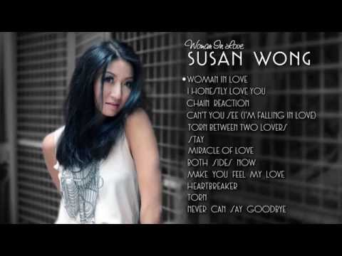 Susan Wong - Woman In Love (album Preview)