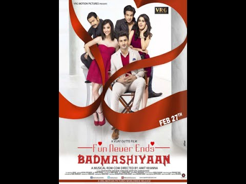 Badmashiyaan (2015) - Official Full Bollywood Movie HD