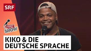 Kiko: Schwedenkasten kein muskulöser Skandinavier | Comedy Talent Stage mit Lisa Christ | SRF Comedy