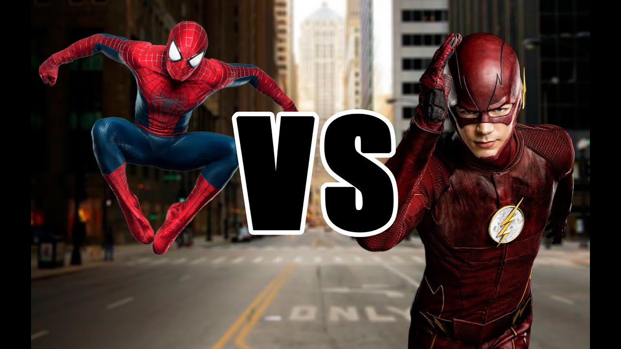 Download Spider-Man vs The Flash | Trailer (Fan-Made)