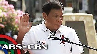 TV Patrol: Duterte, nagpaalam na bilang alkalde ng Davao