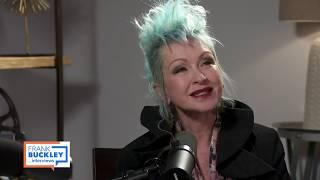 Cyndi Lauper Reveals the Hidden Meaning Of 'Girls Just Wanna Have Fun'   Frank Buckley Interviews