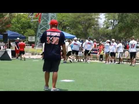 105.3 The Fan Wiffleball Game Highlights