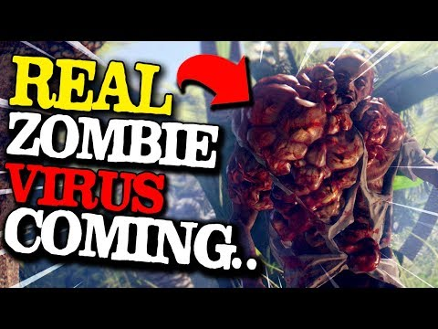 A Zombie Virus is about to hit and NO ONE KNOWS.. (MUST SEE)