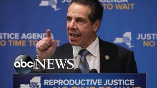 NY Gov. Andrew Cuomo sexually harassed multiple women: NY AG   ABC News