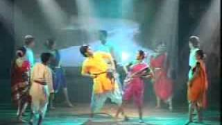My Performance 1  Marathi Show   Ghan Othambun Yeti www keepvid com