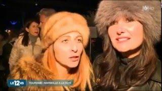 tourisme marseille la ville branchee de France