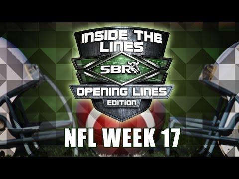 NFL Week 17 Opening Lines Show W/ Joe Duffy, Loshak - Unique Handicapping Factors As Reg Season Ends