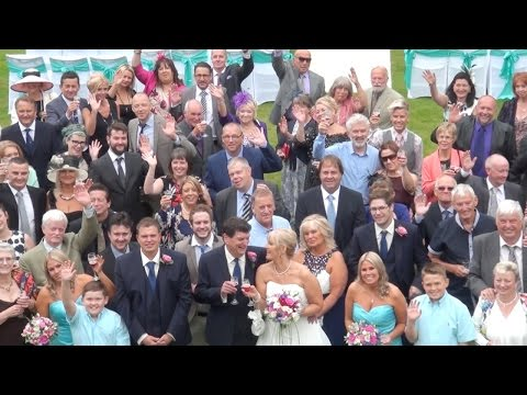 Rob & Dawn - Wedding Highlights - June 2016