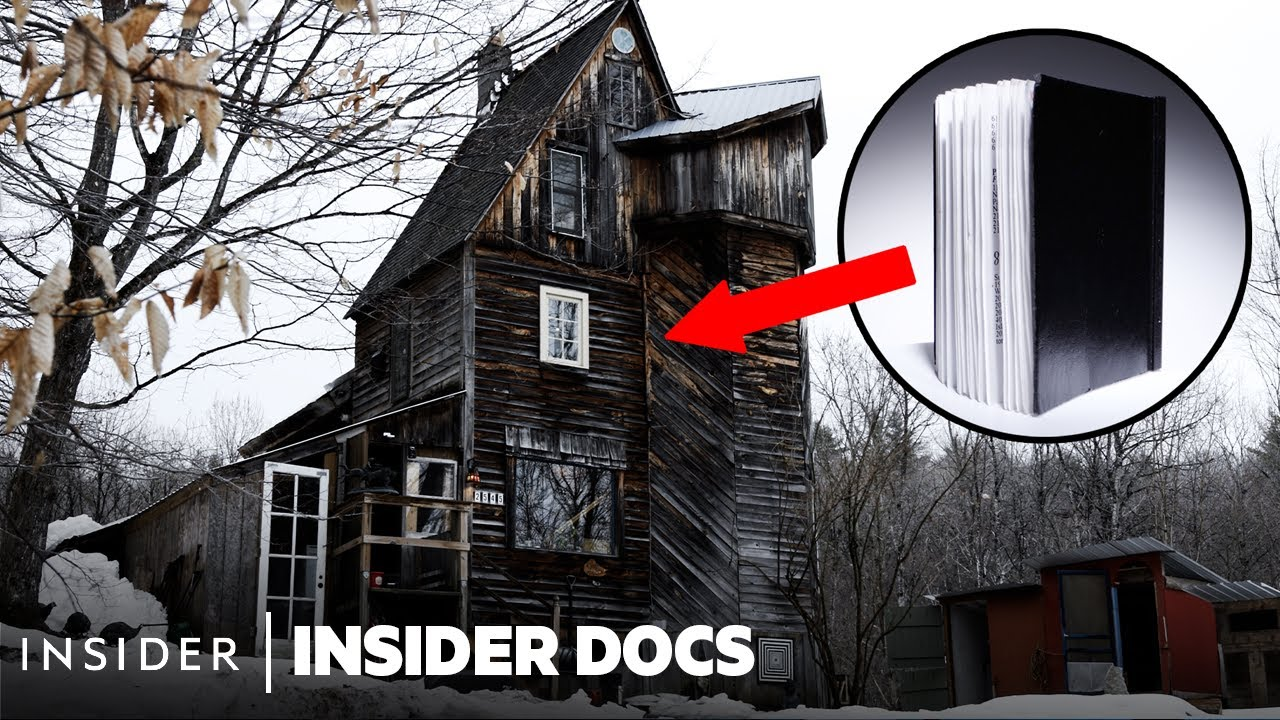 Download How Did Jeffrey Epstein's Phone Book End Up On A Farm In Vermont | Insider Docs