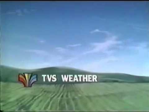 TVS Closedown: 13th April 1984
