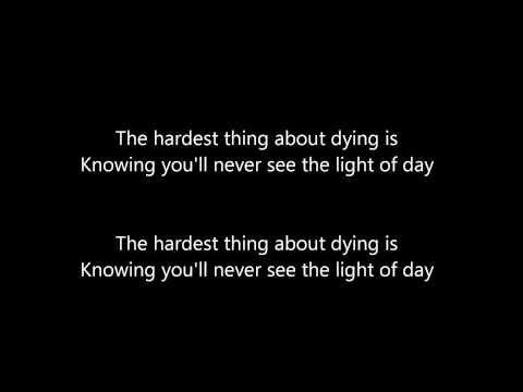 Senses Fail One Eight Seven Lyrics