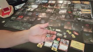 This War of Mine The Board Game (solo) Day 8 & 9 Final Episode