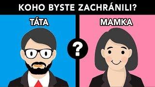 NEJTĚŽŠÍ TEST EVER | Co bys radši?