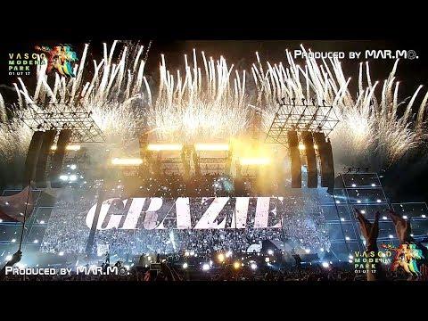 VASCO ROSSI | Modena Park - KOM 2017 ( Finale - Alba chiara)
