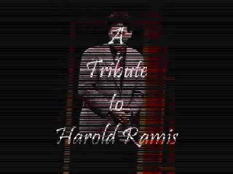 a tribute to Harold Ramis