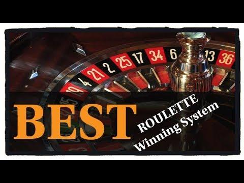 BEST Roulette winning Strategy - YouTube