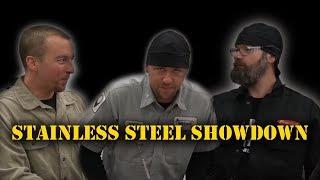 TFS: Stainless Steel Showdown