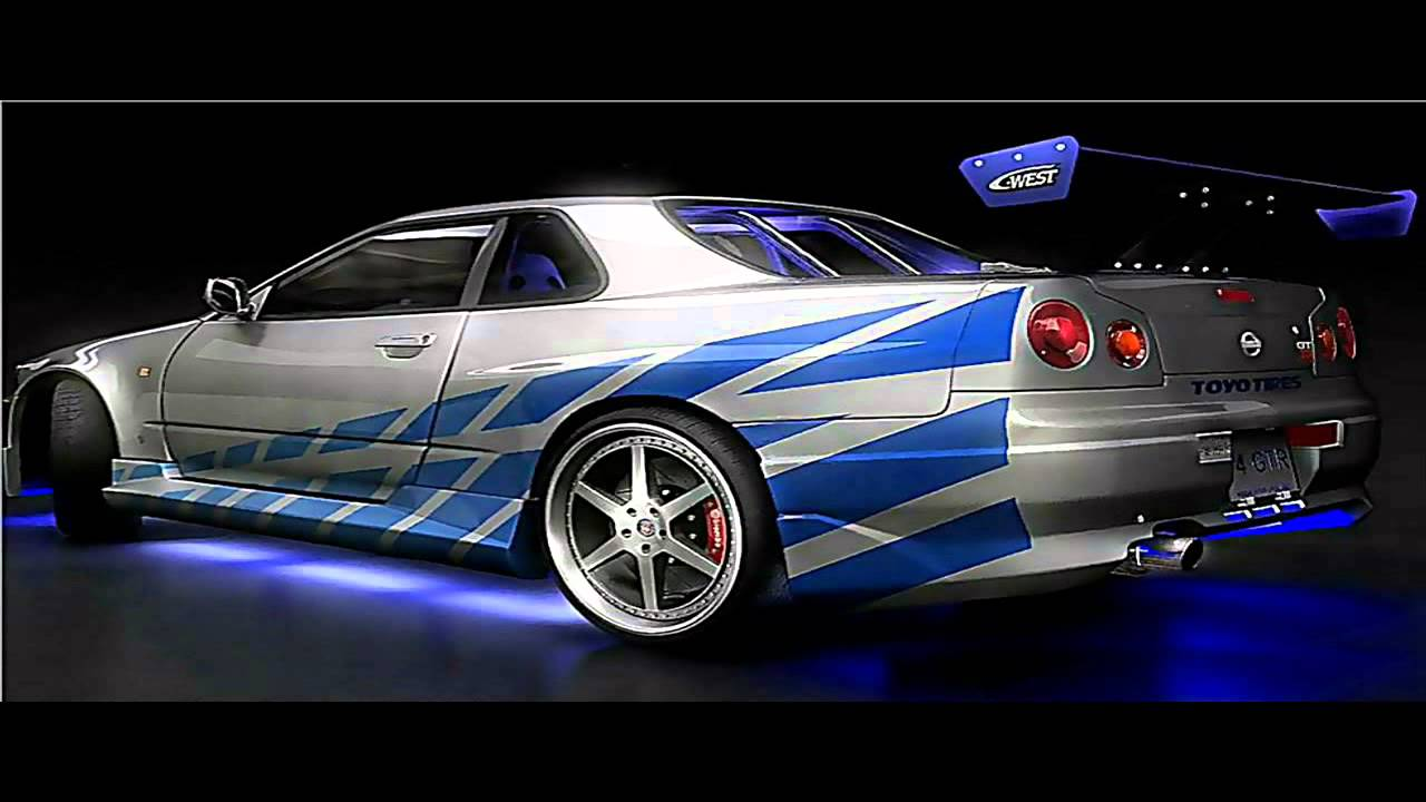 NFS Carbon: Brian's skyline(2Fast2Furious) - YouTube