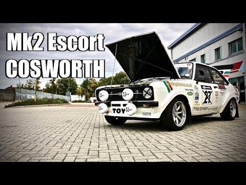 550bhp Mk2 Escort Cosworth (The Nail) Full Throttle Uk Feature