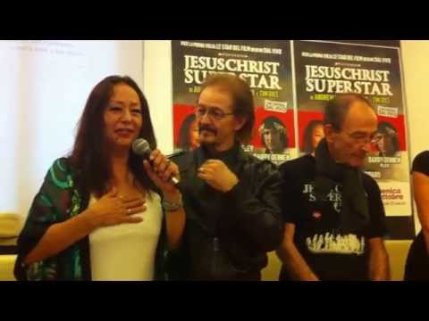 Jesus Christ Superstar: Ted Neeley, Yvonne Elliman e Barry Dennen incontrano il pubblico a Verona