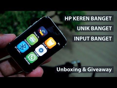 Keren! 100Ribuan HP Jadul Rasa Android Bisa Facebookan WhatsApp Kamera.