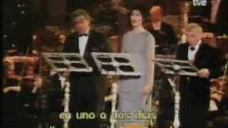 Placido Domingo , Sissel & Aznavour : When The Child Is Born