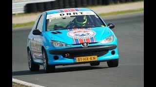 DNRT 206 GTi Cup - Racedag 5 - Highlights #1 Huib van den Nulft
