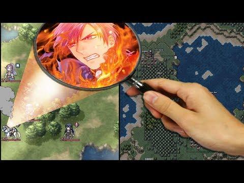 Fire Emblem Maps: MICRO-SIZED!