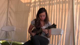 Sierra Hull ~ Mandolin Workshop Part 1 ~ 2012 Desert Bluegrass Festival ~ Tucson, Az.