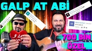 GALP AT ABI | COMMENTS SONG | 700,000 SUBSCRIBERS