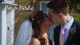 ALEX & NATALIE // Hadlow Manor