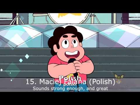 Steven Universe Personal Ranking