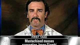 American Mustache Institute on Giambi