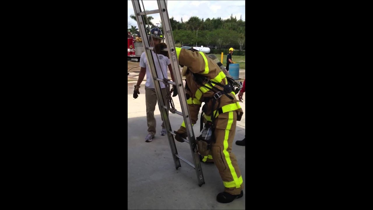 Florida state fire test
