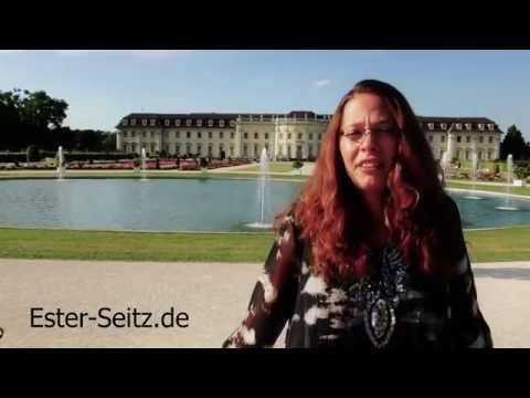 Vom Blühenden Barock Ludwigsburg ins Elbflorenz - Ester Seitz: Bürgerbewegungen nach Dresden!
