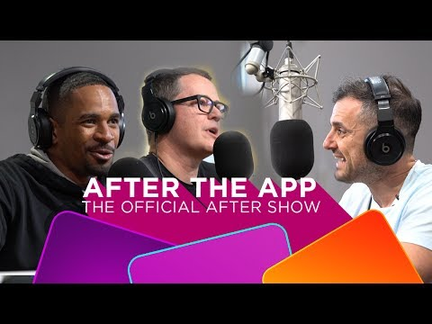 DAMON WAYANS JR. AND KRIS JONES ON THE #ASKGARYVEE AUDIO EXPERIENCE | #AFTERTHEAPP 02