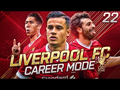 FIFA 18 Liverpool Career Mode #22 - GOING AFTER A REAL MADRID TALENT!