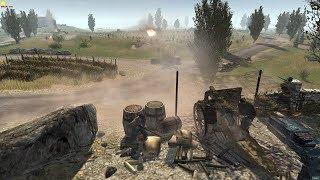 В тылу врага 2: Событие - Гражданская война в Испании. Оборона городка.