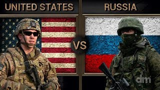 United States vs Russia - Army/Military Power Comparison 2018 (United States Army vs Russian Army)
