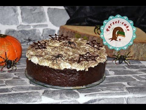 schimmel kuchen halloween kuchen moos kuchen motivtorten von purzel cake youtube. Black Bedroom Furniture Sets. Home Design Ideas