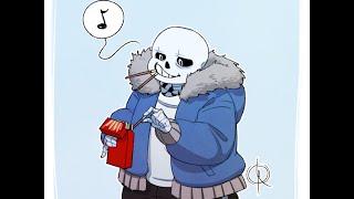 [Undertale Comic Dub] - Say Aah~