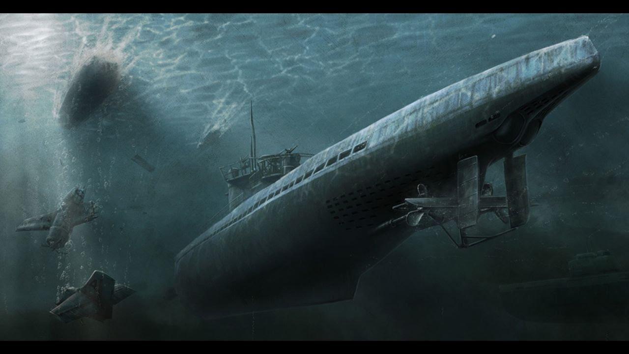 Игры про подводную лодку на пк одном