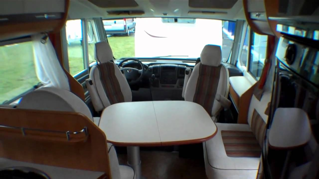 occasion pro camping car fleurette discover integral 2009 lille 59 nord seclin 59113 youtube. Black Bedroom Furniture Sets. Home Design Ideas