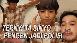 The Onsu Family - Ternyata Sinyo pengen jadi Polisi