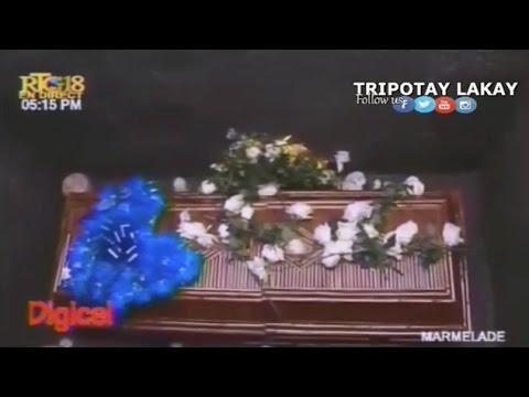 Denye Moman kote yap Antere Ansyen Prezidan Rene Preval - R.I.P.