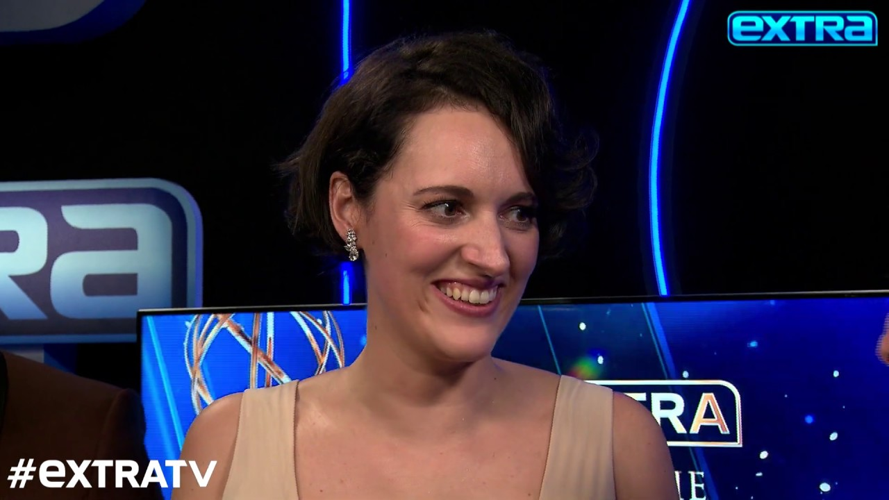 Phoebe Waller-Bridge Reveals Who She Was Excited to Meet at Emmys 2019 - extratv